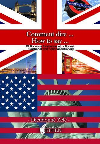 ebook - Comment dire...How to say...