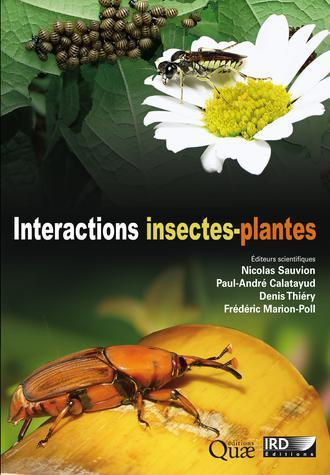 ebook - Interactions insectes-plantes