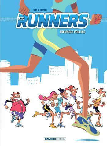 ebook - Les Runners -  Tome 1