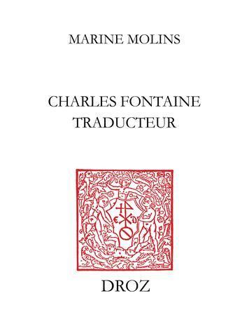 ebook - Charles Fontaine Traducteur