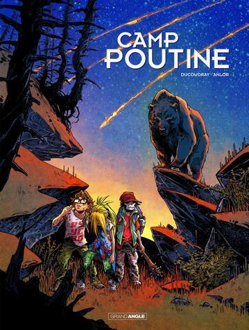 ebook - Camp Poutine - Tome 2